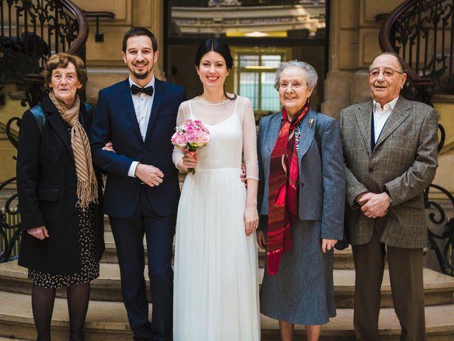 Le mariage de Guillaume et Zoe à Paris, Paris 43
