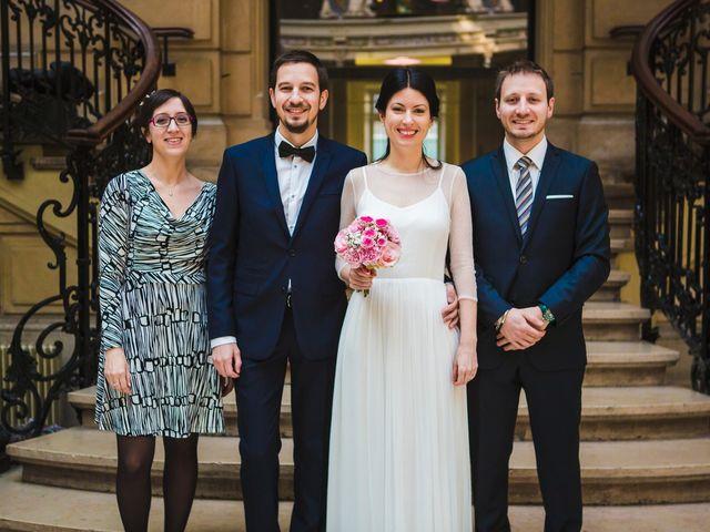 Le mariage de Guillaume et Zoe à Paris, Paris 44