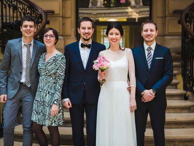 Le mariage de Guillaume et Zoe à Paris, Paris 45