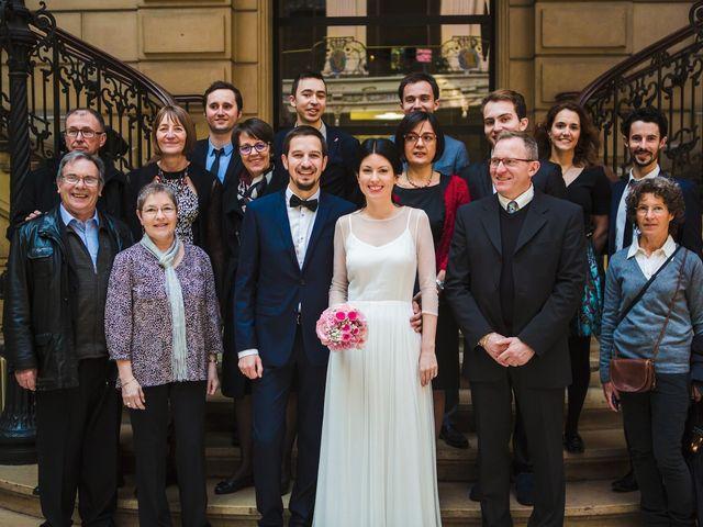 Le mariage de Guillaume et Zoe à Paris, Paris 46