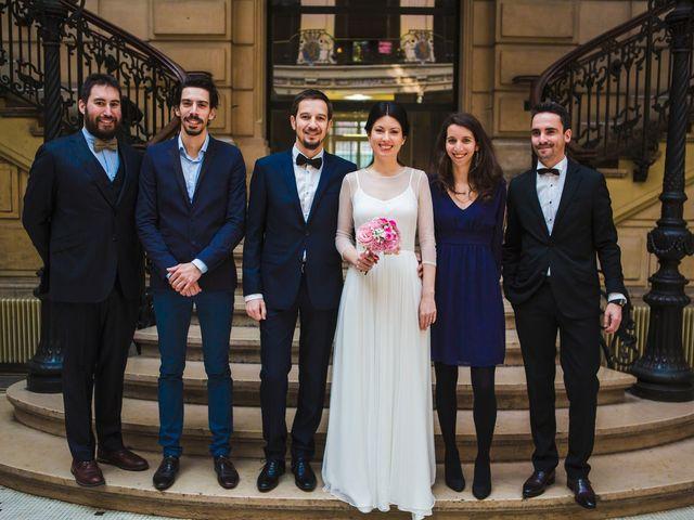 Le mariage de Guillaume et Zoe à Paris, Paris 47