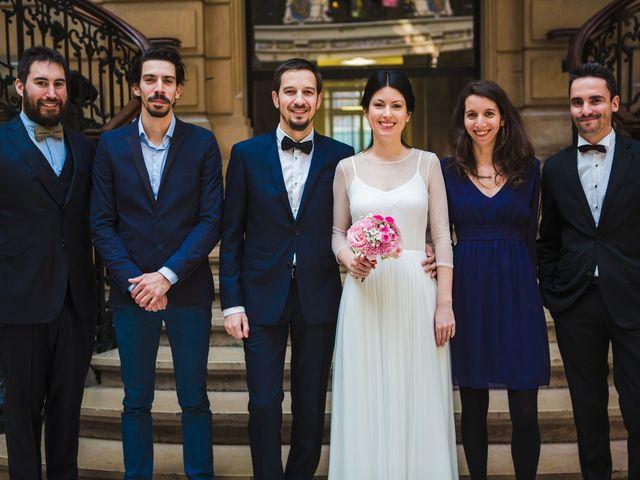 Le mariage de Guillaume et Zoe à Paris, Paris 48