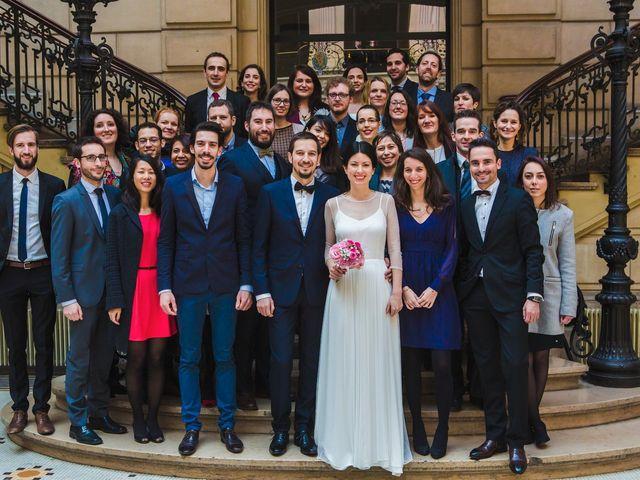 Le mariage de Guillaume et Zoe à Paris, Paris 49