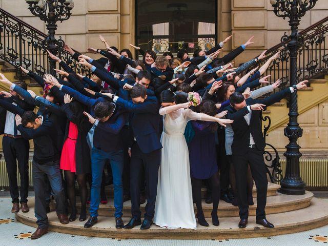 Le mariage de Guillaume et Zoe à Paris, Paris 50