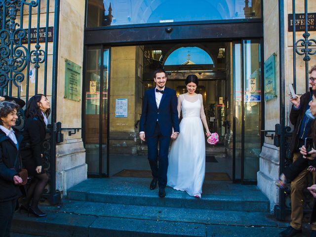 Le mariage de Guillaume et Zoe à Paris, Paris 51