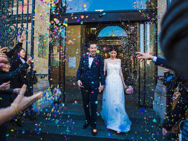 Le mariage de Zoe et Guillaume