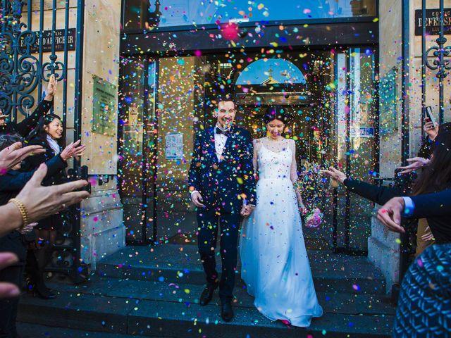 Le mariage de Guillaume et Zoe à Paris, Paris 52