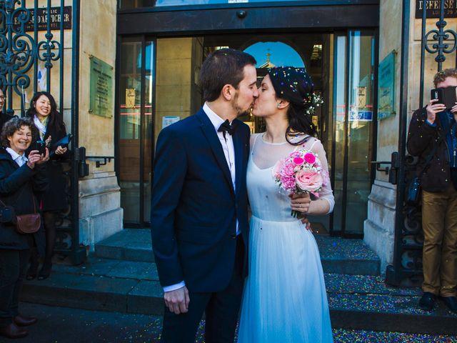 Le mariage de Guillaume et Zoe à Paris, Paris 54
