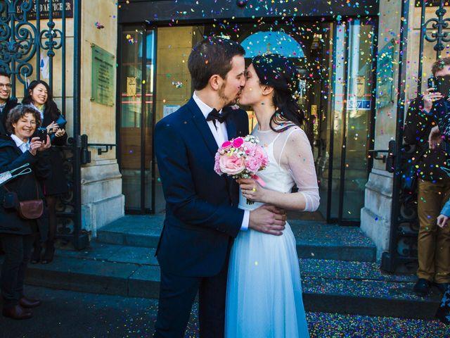 Le mariage de Guillaume et Zoe à Paris, Paris 55