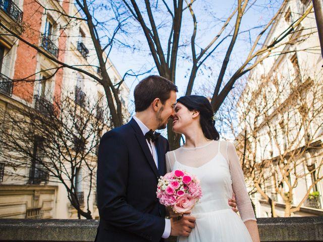 Le mariage de Guillaume et Zoe à Paris, Paris 64