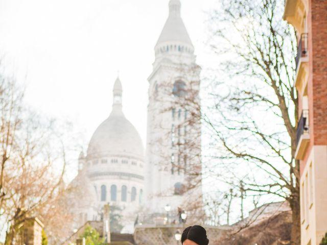 Le mariage de Guillaume et Zoe à Paris, Paris 65