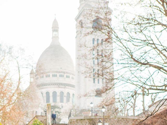 Le mariage de Guillaume et Zoe à Paris, Paris 66
