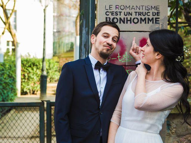 Le mariage de Guillaume et Zoe à Paris, Paris 67