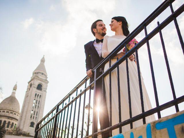 Le mariage de Guillaume et Zoe à Paris, Paris 70