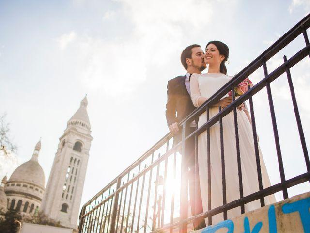 Le mariage de Guillaume et Zoe à Paris, Paris 71