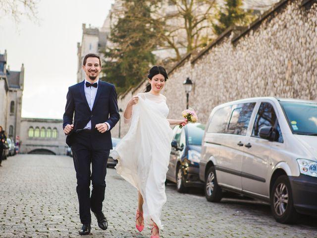 Le mariage de Guillaume et Zoe à Paris, Paris 76