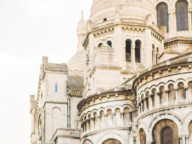 Le mariage de Guillaume et Zoe à Paris, Paris 78