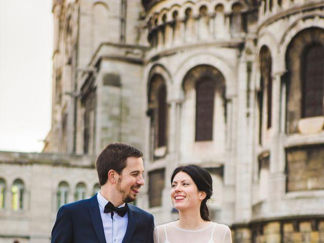 Le mariage de Guillaume et Zoe à Paris, Paris 79