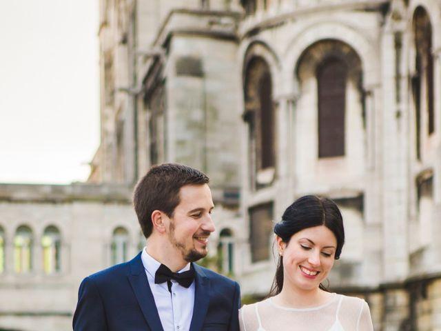 Le mariage de Guillaume et Zoe à Paris, Paris 80