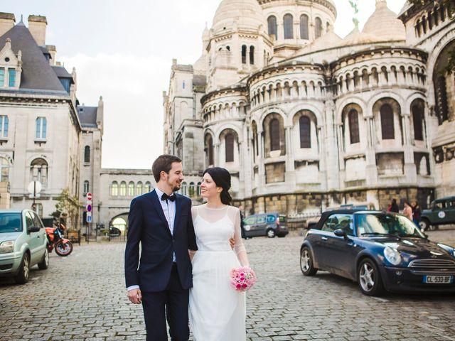 Le mariage de Guillaume et Zoe à Paris, Paris 81