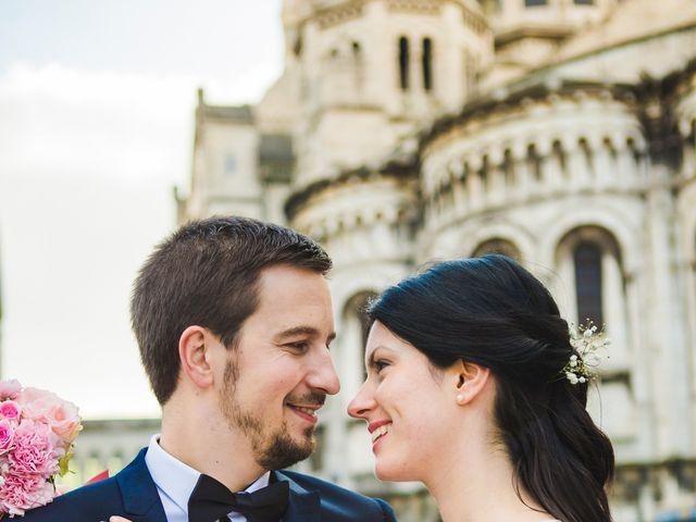 Le mariage de Guillaume et Zoe à Paris, Paris 82