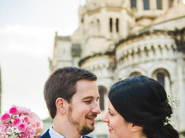 Le mariage de Guillaume et Zoe à Paris, Paris 83