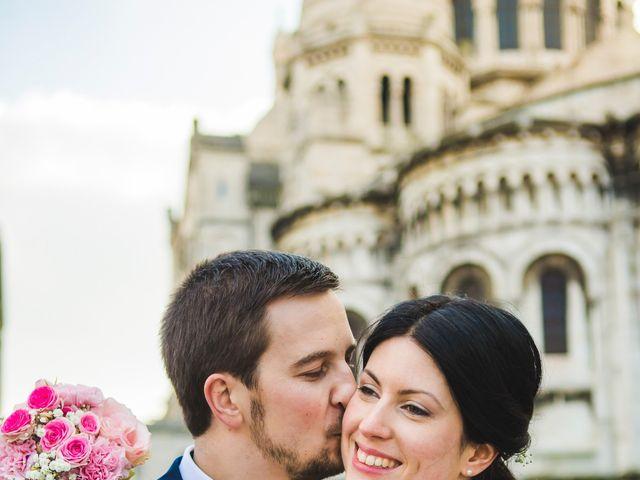 Le mariage de Guillaume et Zoe à Paris, Paris 84