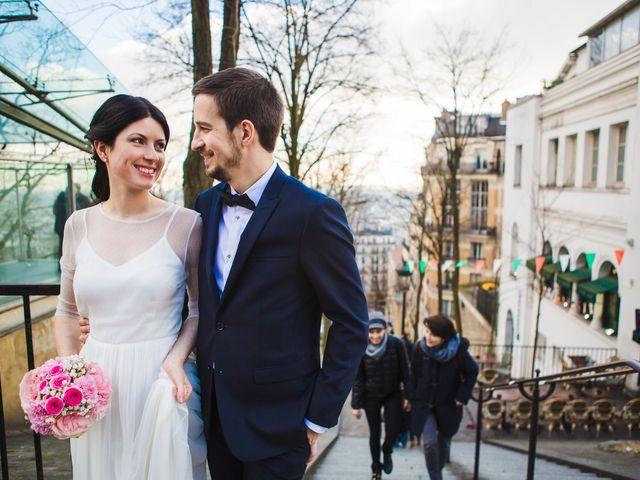 Le mariage de Guillaume et Zoe à Paris, Paris 85