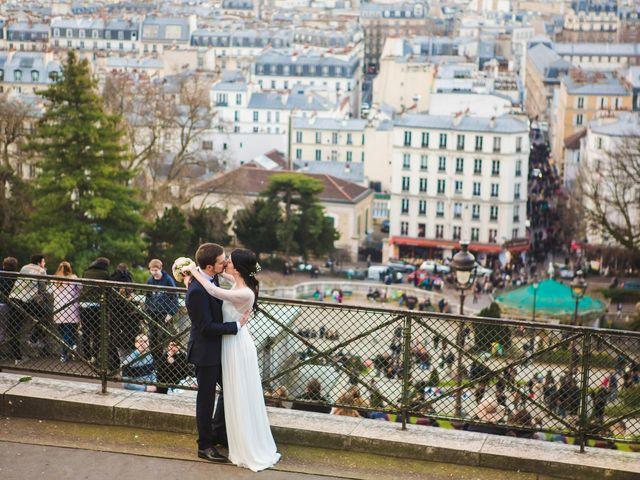 Le mariage de Guillaume et Zoe à Paris, Paris 87