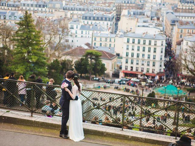 Le mariage de Guillaume et Zoe à Paris, Paris 89