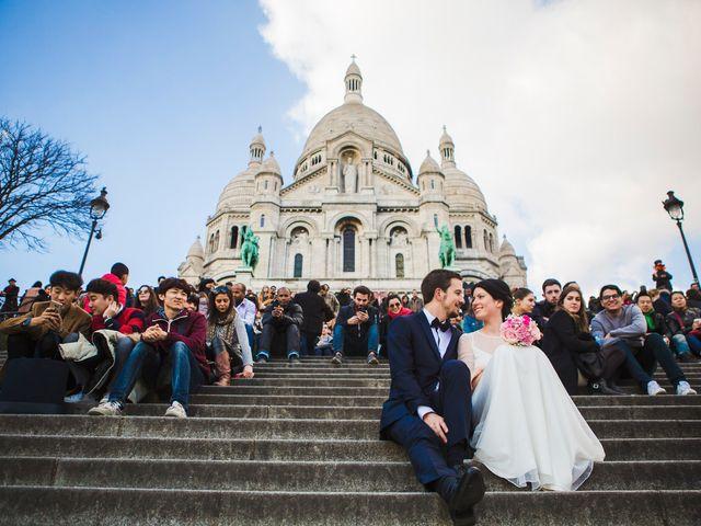 Le mariage de Guillaume et Zoe à Paris, Paris 90
