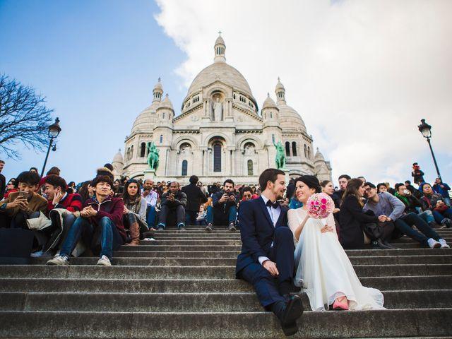 Le mariage de Guillaume et Zoe à Paris, Paris 91