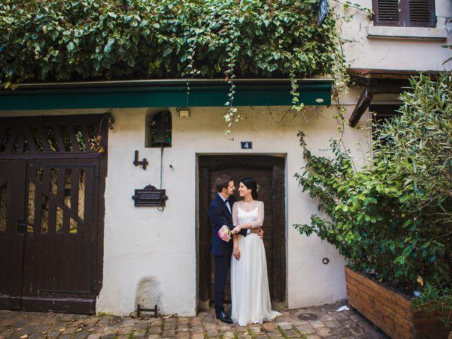 Le mariage de Guillaume et Zoe à Paris, Paris 96