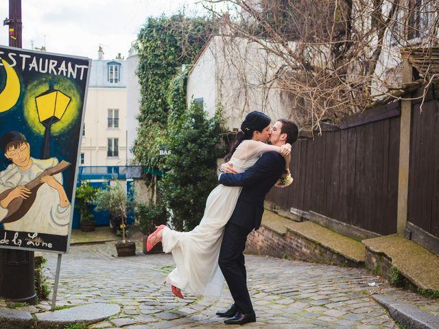 Le mariage de Guillaume et Zoe à Paris, Paris 99