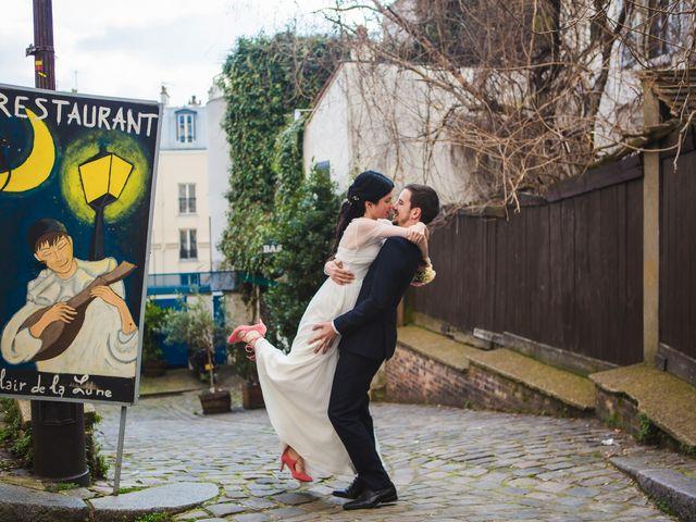 Le mariage de Guillaume et Zoe à Paris, Paris 100