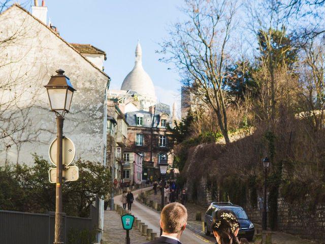 Le mariage de Guillaume et Zoe à Paris, Paris 106