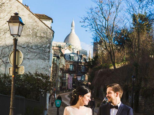 Le mariage de Guillaume et Zoe à Paris, Paris 107