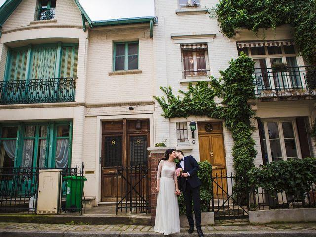 Le mariage de Guillaume et Zoe à Paris, Paris 109