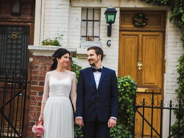 Le mariage de Guillaume et Zoe à Paris, Paris 110