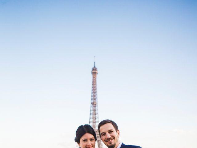 Le mariage de Guillaume et Zoe à Paris, Paris 118