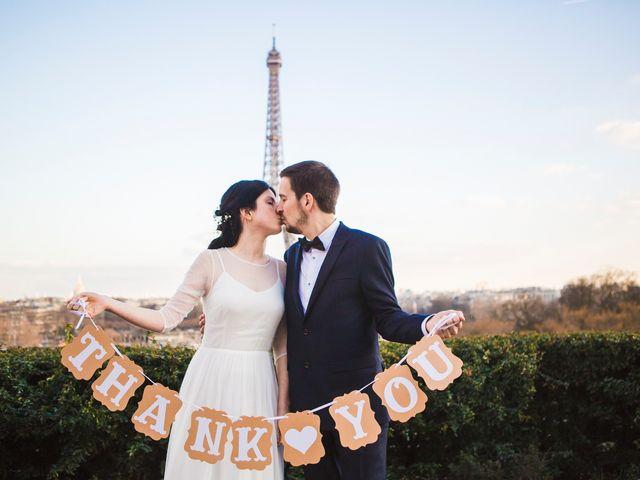 Le mariage de Guillaume et Zoe à Paris, Paris 119