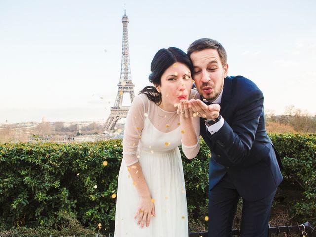 Le mariage de Guillaume et Zoe à Paris, Paris 121