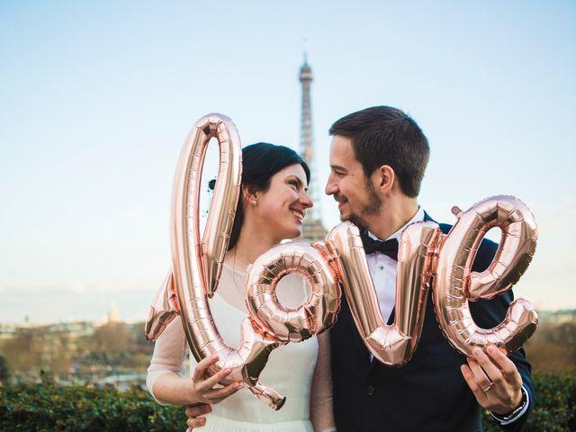 Le mariage de Guillaume et Zoe à Paris, Paris 123