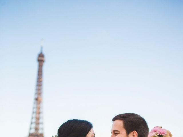 Le mariage de Guillaume et Zoe à Paris, Paris 126