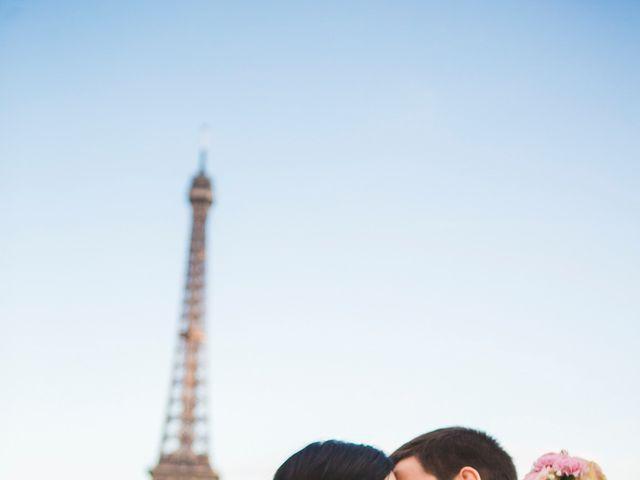 Le mariage de Guillaume et Zoe à Paris, Paris 127