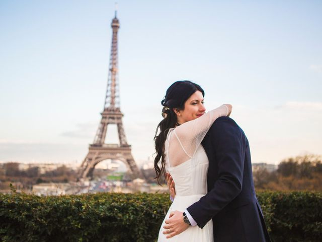 Le mariage de Guillaume et Zoe à Paris, Paris 128