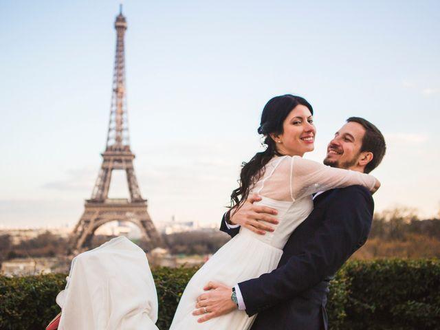 Le mariage de Guillaume et Zoe à Paris, Paris 129