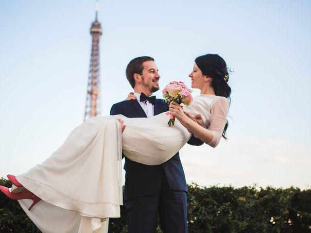 Le mariage de Guillaume et Zoe à Paris, Paris 130