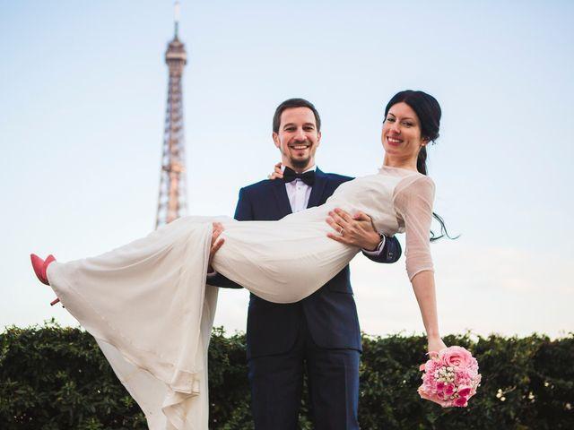 Le mariage de Guillaume et Zoe à Paris, Paris 131