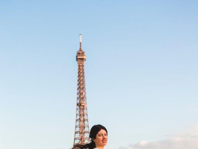 Le mariage de Guillaume et Zoe à Paris, Paris 135